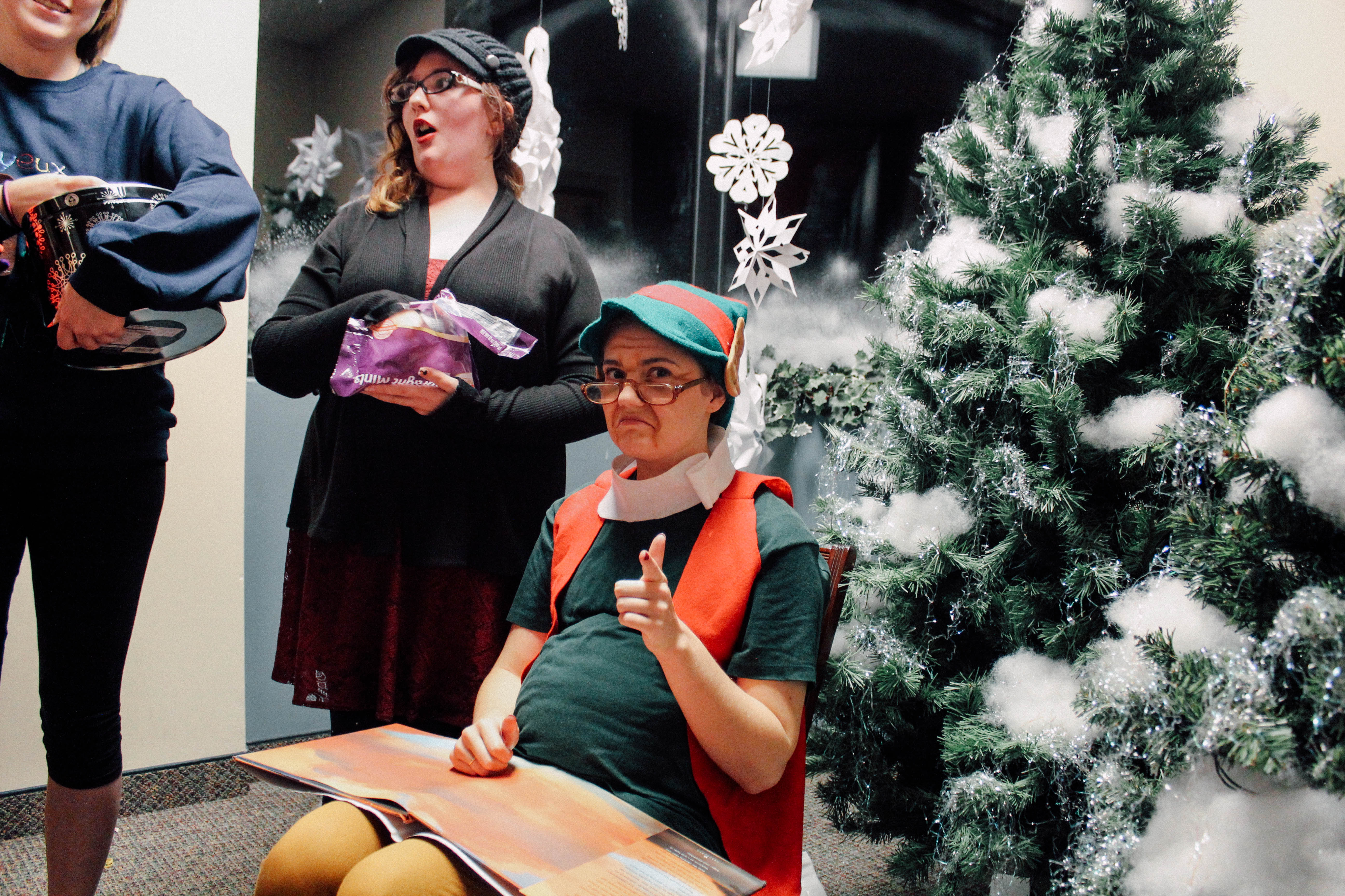 Walker residents prepare for Christmas tradition