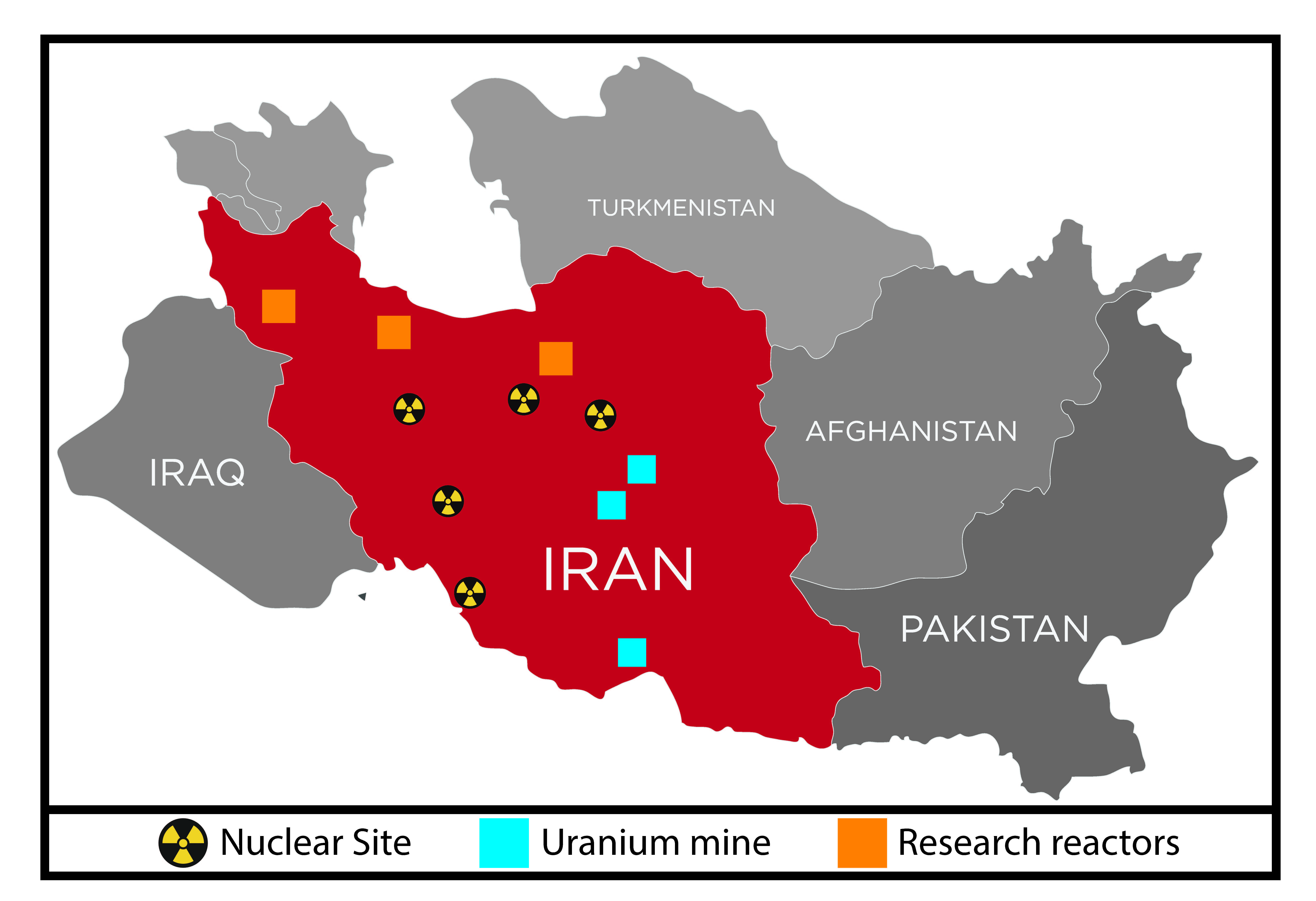 Iran nuclear access limited