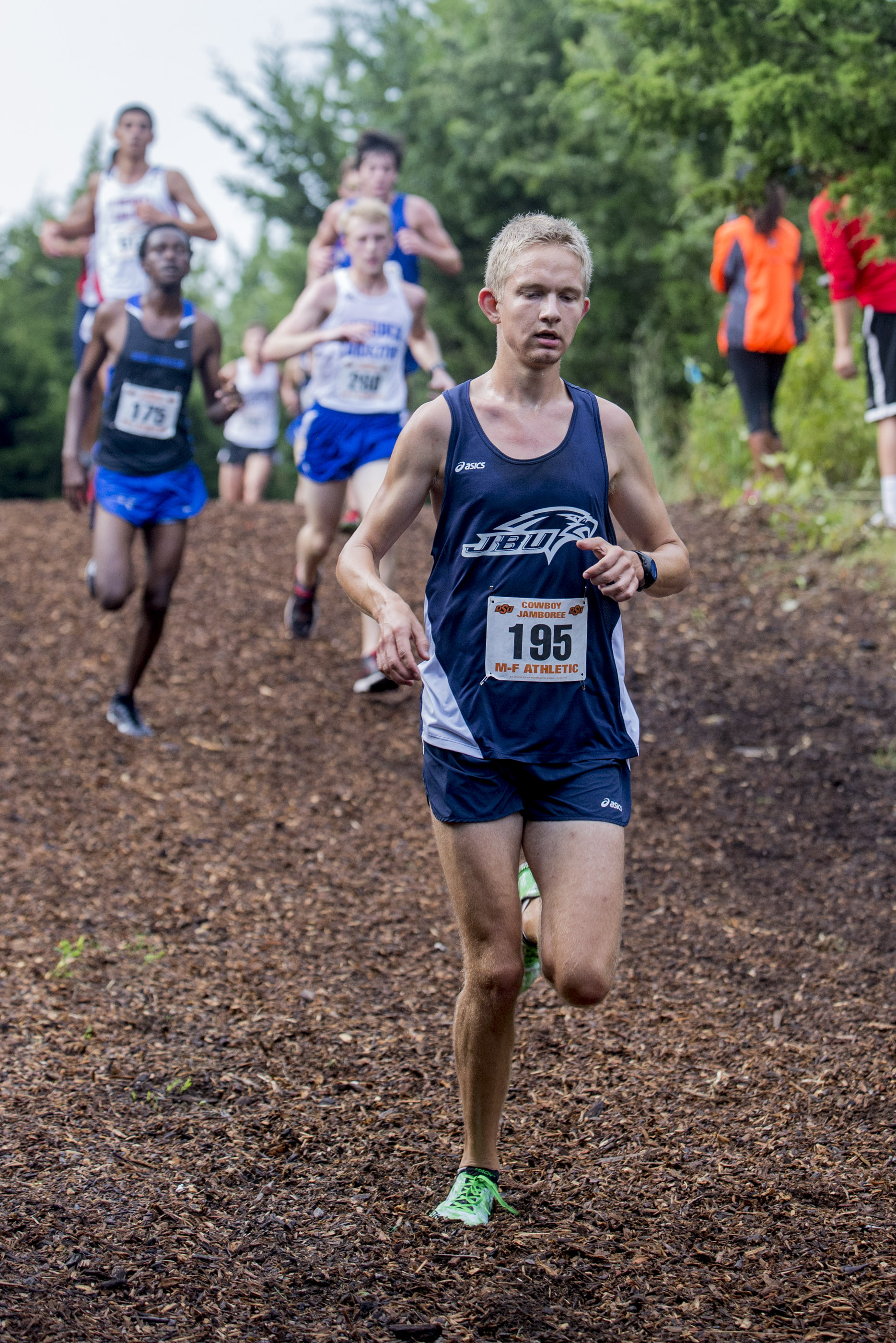 JBU cross country finishes strong