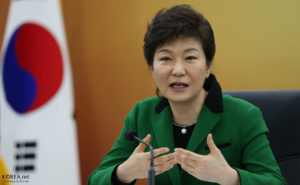 President of South Korea impeached