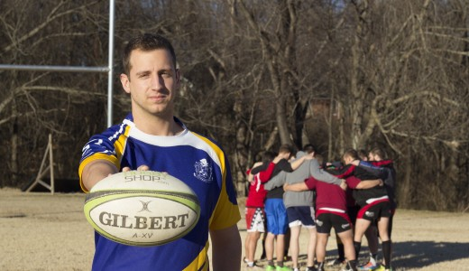 Men's rugby club welcomes new leadership