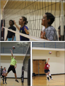 Club volleyball spikes interest