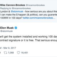 Tesla stays quiet over largest blackout in U.S.