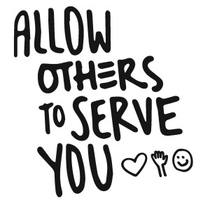 Serve picture