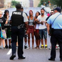 St. Louis police acquittal causes protest