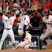 Houston seizes their first World Series win