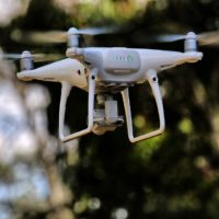Drones enhance student perspective through aerial pictures