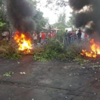 Honduras presidential race ignites chaos