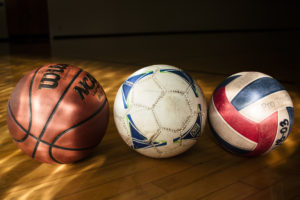 Intramural sports furnish community