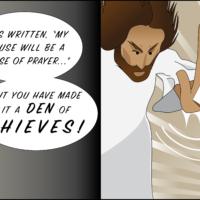 DC Comics introduces Jesus as latest superhero