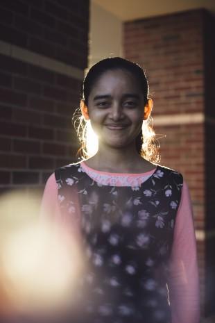 Mayra Ramirez: Broken Arm Strengthens Faith