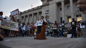 Protesters call to enact DREAM Act