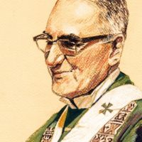 Romero declared first Latin American saint