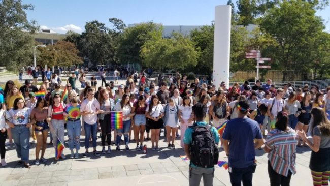 Christian schools continue ongoing debate on LGBTQ+ issues on campus